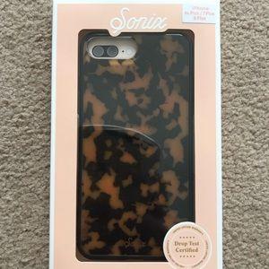 Tortoise Print iPhone 6s/7/8 PLUS Phone Case